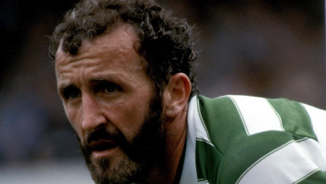 Danny McGrain – the man that never gave up