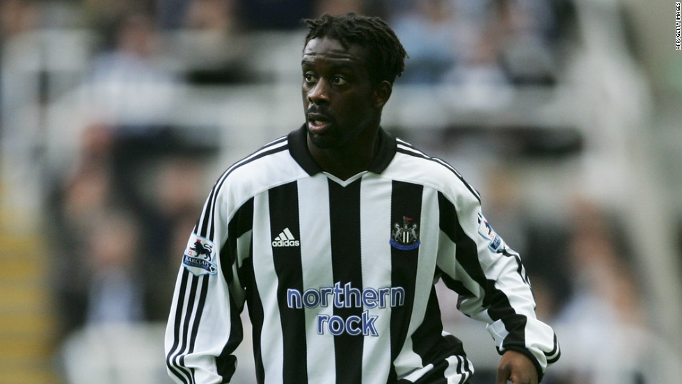 Podcast – Former Newcastle United, Southampton and Rangers star Olivier Bernard speaks to The Football Pink