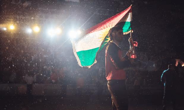 Desert fire: the world cup rebels of Kurdistan
