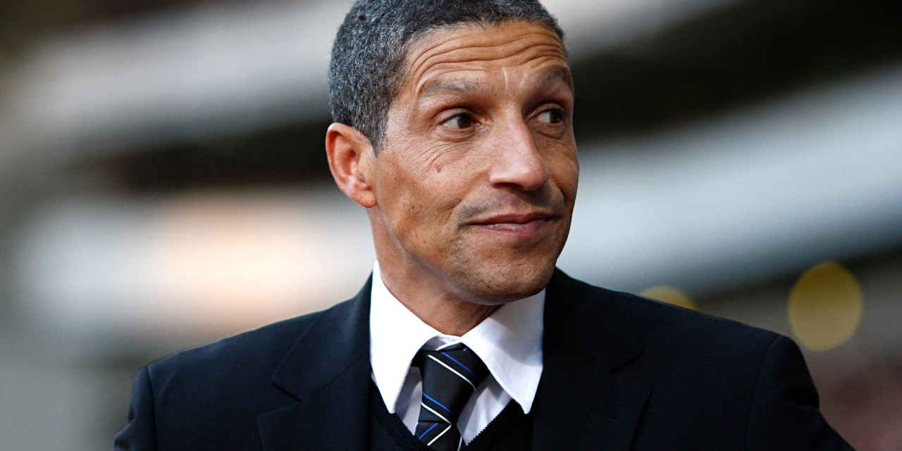 How Hughton gave the ailing Seagulls the 'Chris' of life