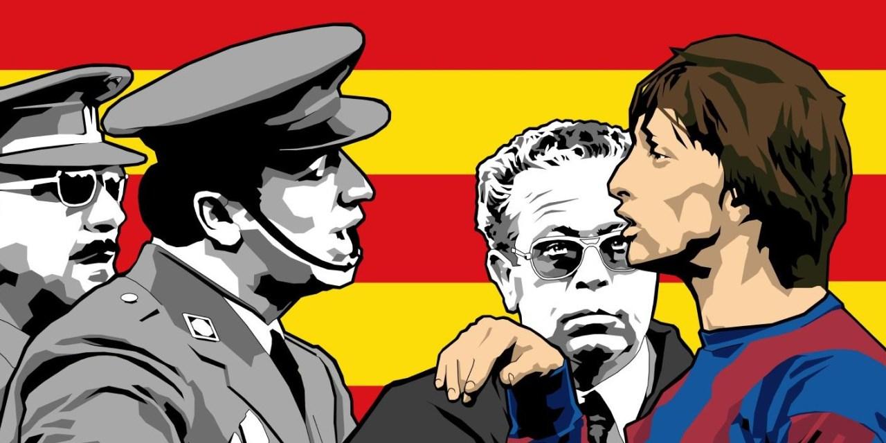 Total Footballer, Total Rebel: Johan Cruyff and the resurgence of Catalonian pride