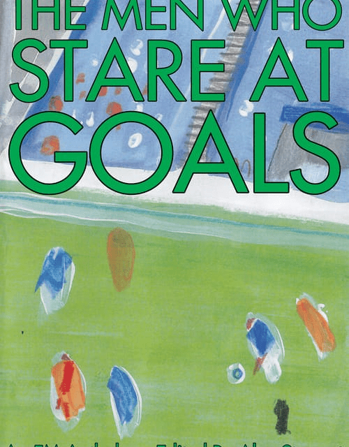 Book review: The Men Who Stare At Goals by Alex Stewart
