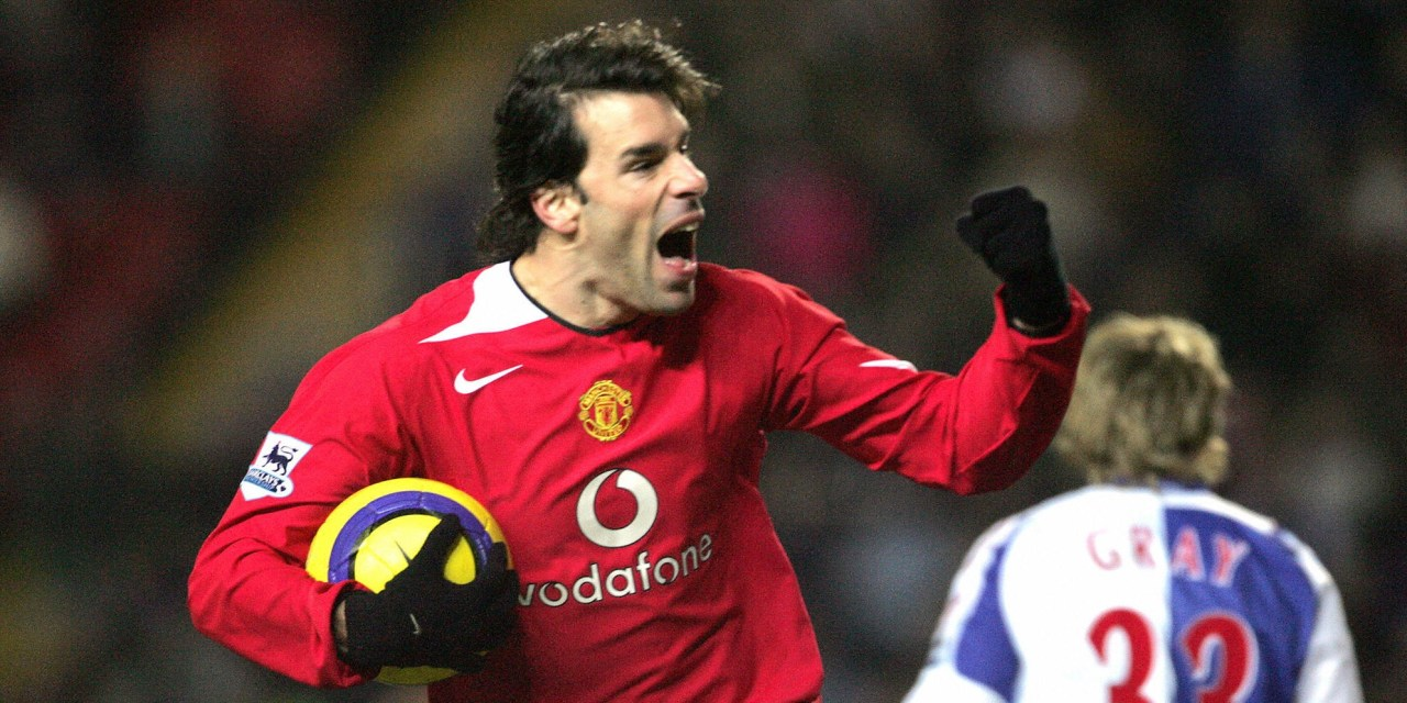 Ruud van Nistelrooy: The story of Manchester United's goal-scoring supremo