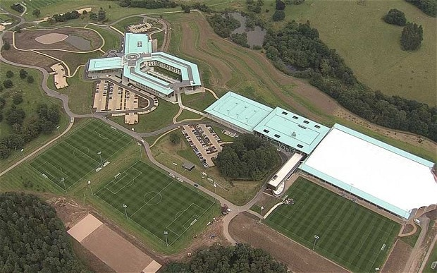St George's Park: state-of-the-art or state of stagnation?