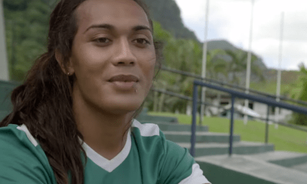 Football and the third sex: transgender Jaiyah Saelua's story