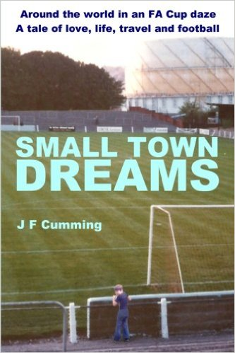 Book review: Small Town Dreams by J.F. Cummings