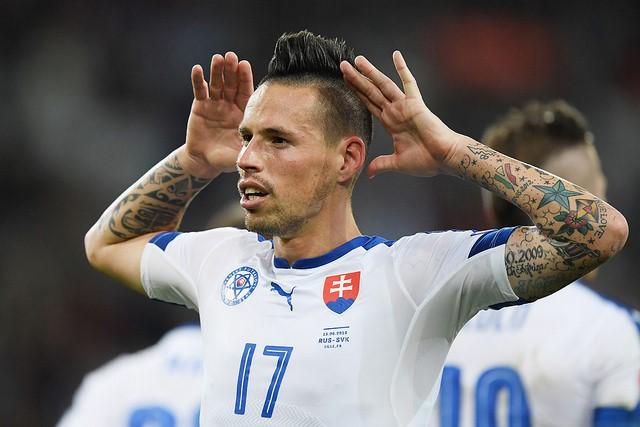Should Napoli cash in on team captain Marek Hamsik?