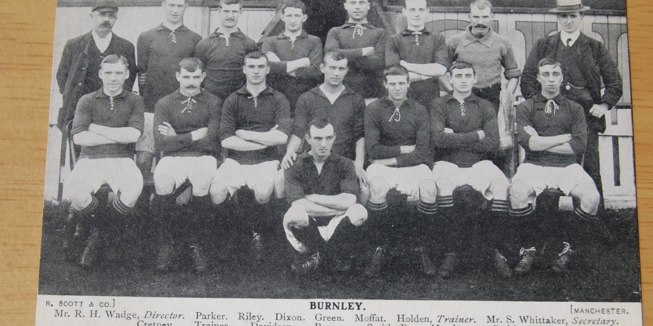 The tragic Mr. Whittaker – the Burnley boss who came to a mysterious end