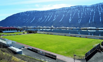 Vestri – Football in the fjords