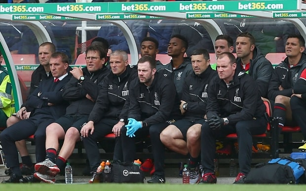 The precarious lives of football's back room staff