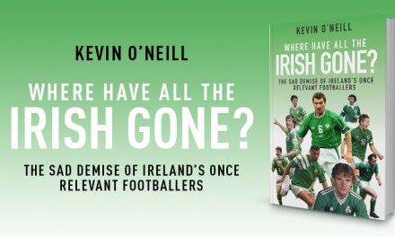 Book review: Where Have All The Irish Gone? by Kevin O'Neill