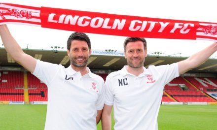 The Cowleys continue Lincoln's rise up the Football League