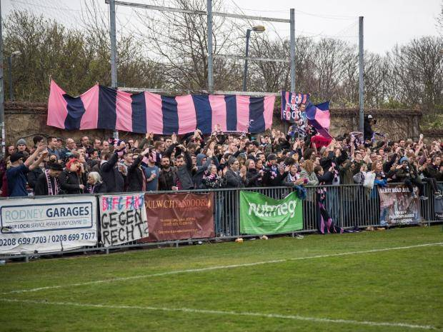 Dulwich Hamlet needs YOU! Help save the non-league club thrown out of its own home by its owners