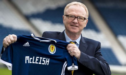 McLeish an uninspiring choice for Scotland, or a steady hand in uncertain times?