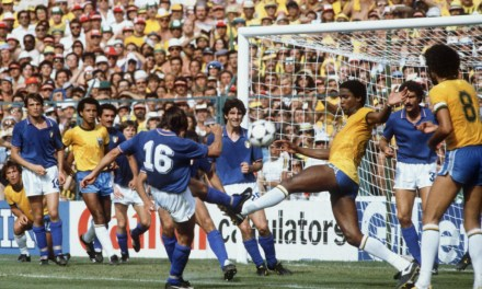 Paolo Rossi: Redemption and the crushing of the Brazilian dream