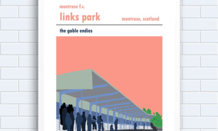From the Hedge to the Bandstand: Scottish Football Stadium Prints
