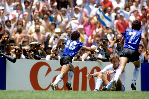 7 of the Best Football Goals in a World Cup Finals