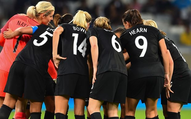 Ferns' fight for parity forces NZ football to accede