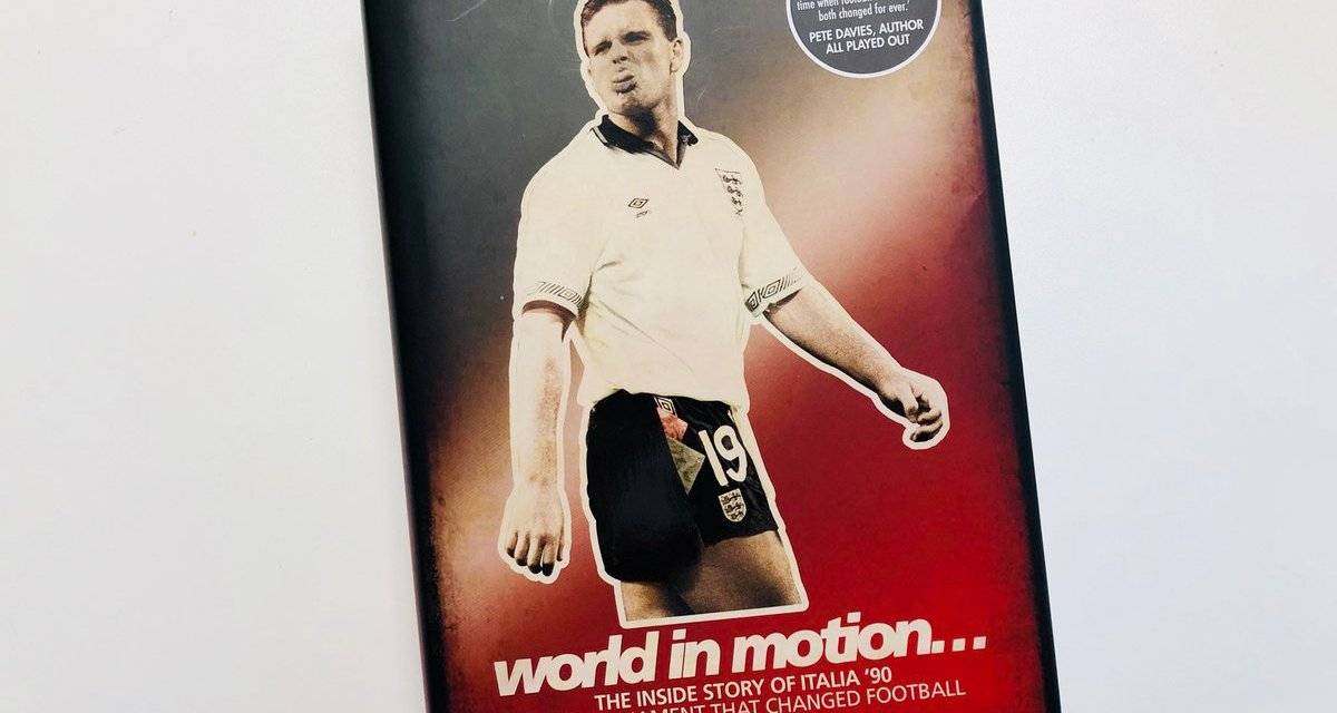 Book review: World in Motion by Simon Hart