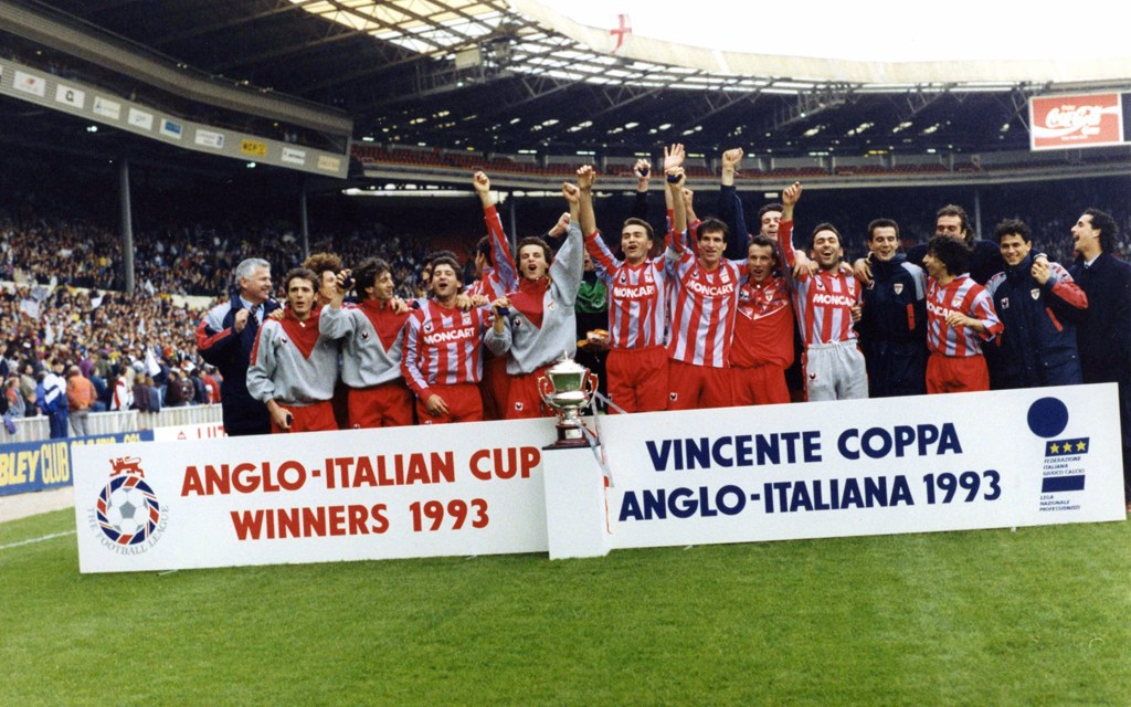 The Last Cup of Sorrow – the story of the Anglo-Italian Cup