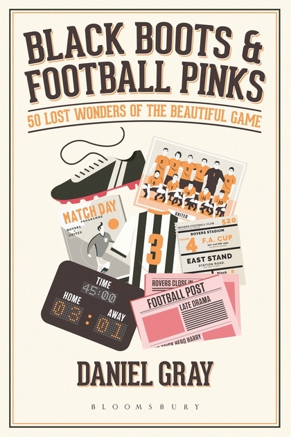 Book review: Black Boots and Football Pinks by Daniel Gray