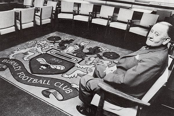 The Khrushchev of Burnley