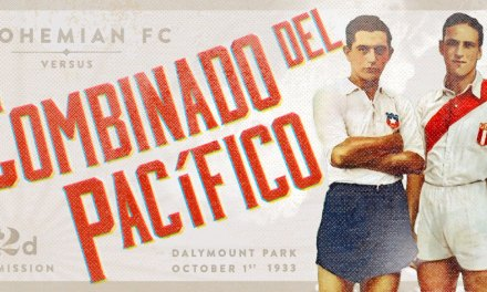 From the Andes to Dalymount- The journey to Dublin of the Combinado del Pacífico