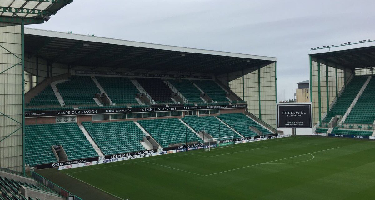 Making a Stand, part 8: The Famous Five Stand, Hibernian