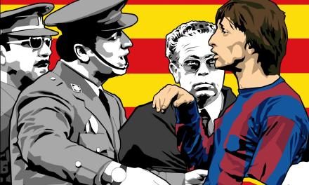 Total Footballer, Total Rebel: Johan Cruyff and the resurgence of Catalonian pride