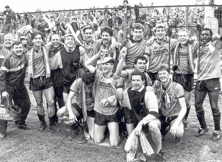 Blink and you'll miss it, part 1: Maidstone United 1989-92