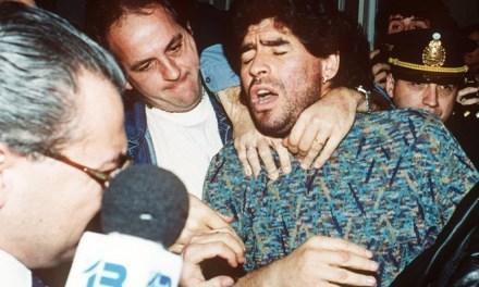 Downfall – Maradona and the Mezzogiorno