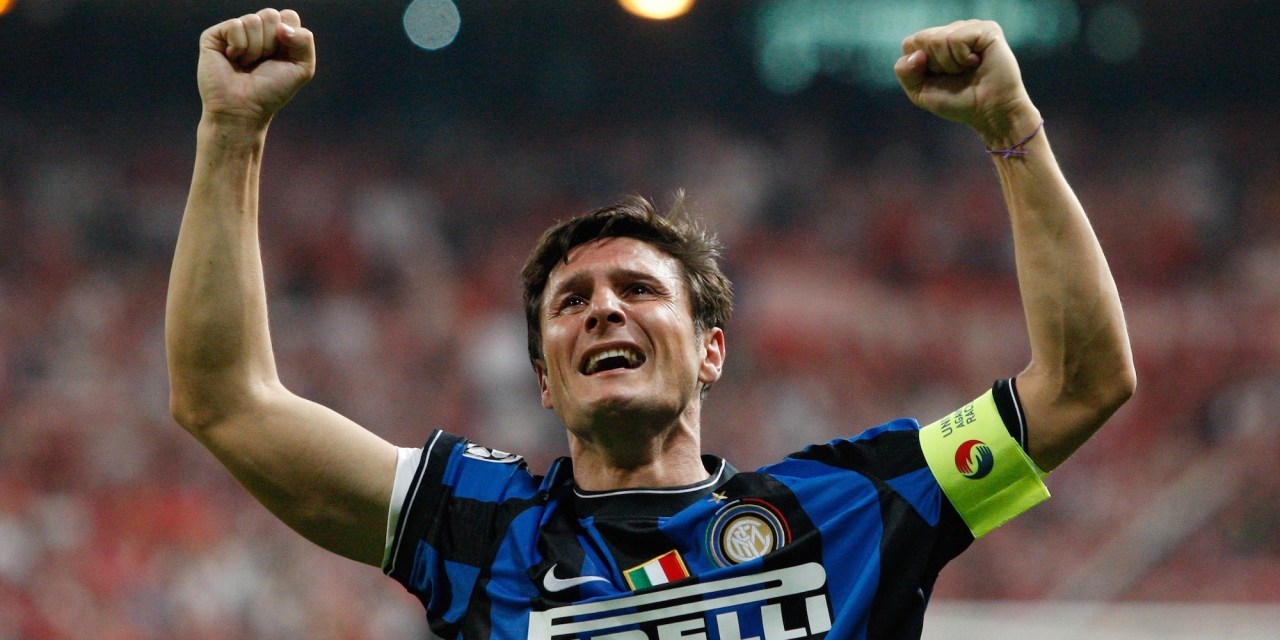 Javier Zanetti, Inter Milan and the rebel football match which never took place