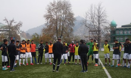 From bloody summer curfews to the elite I-League : The journey of Real Kashmir F.C.