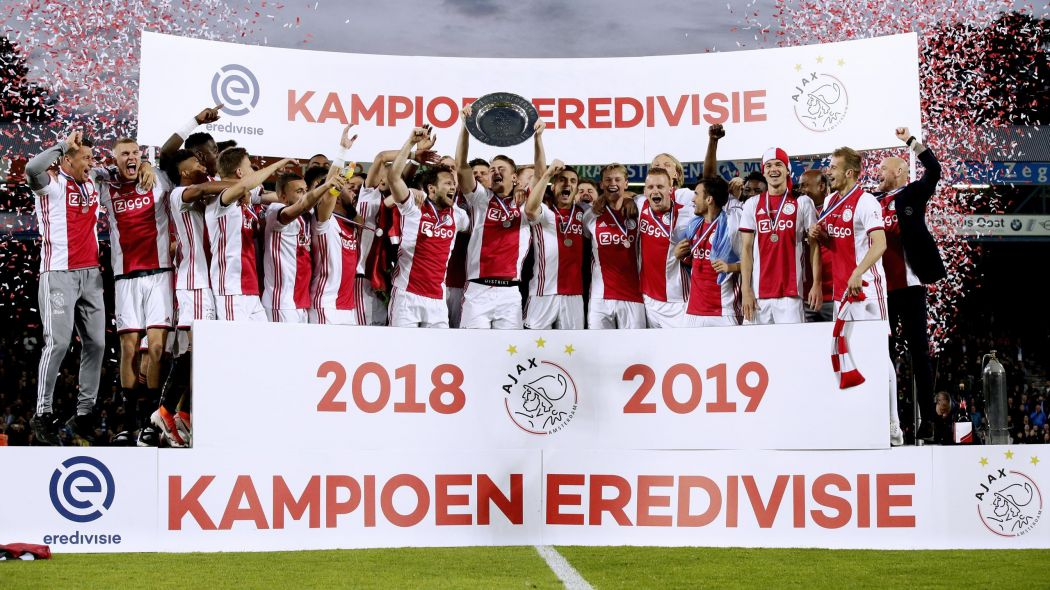 Ajax's Dutch double: A fitting farewell to another golden generation