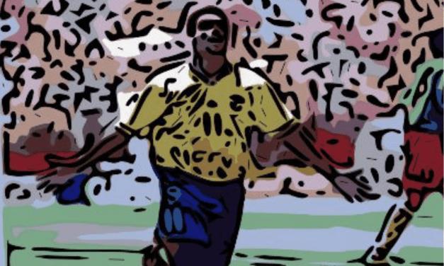 Romario #3: the Brazil international diaries