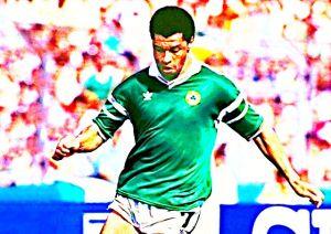 Paul McGrath Man United Ireland