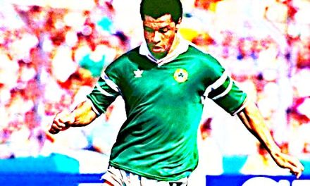 Paul McGrath: The Black Pearl of Inchicore
