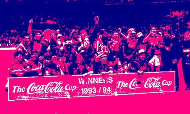 Isolation rewatch: Aston Villa v Manchester United – Coca Cola Cup final 1994