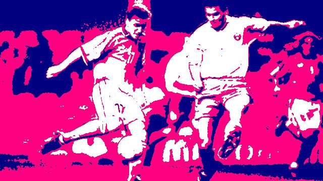 Euro '96: When football came home – matchday 10 – Group C