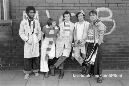 Carnival: A visual celebration of Manchester football fans in the 1970s