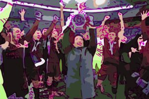 Leicester City FA Cup Winners 2021