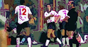 England Euro 92