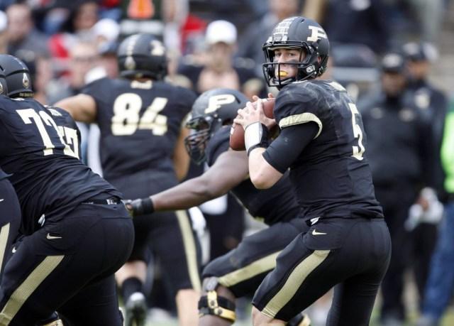 NCAA Football: Ohio State at Purdue