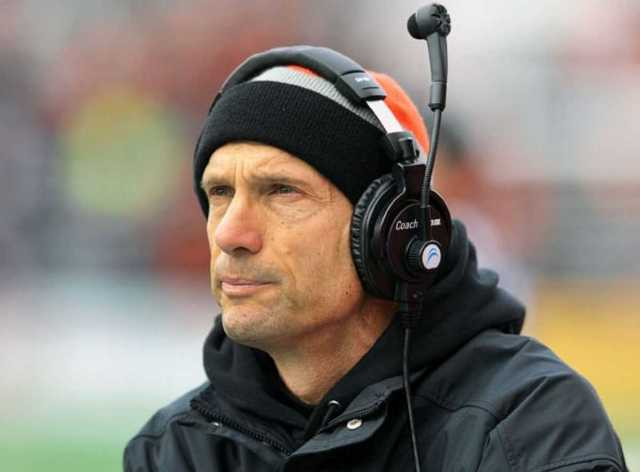 Mike Riley Oregon State