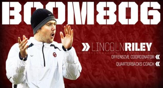 Lincoln Riley OU