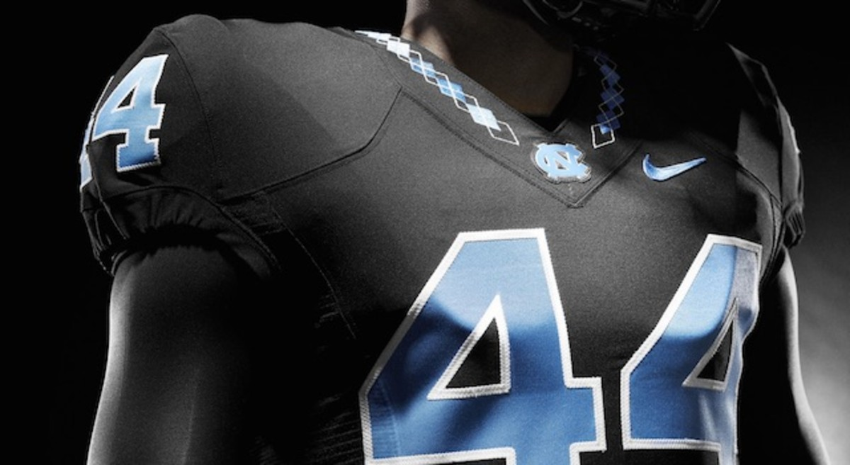 f0c2c13219f New white  Nike uniforms for  UNCFB.  OURBLUE pic.twitter.com StuiincZ75. — UNC  Tar Heels ...