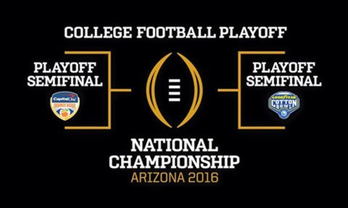 cfp bracket top 25 football results