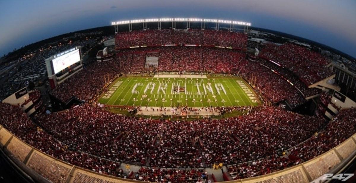 University South Carolina Football Stadium
