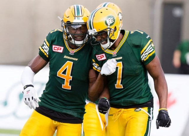 The entire Canadian Football League has unveiled new uniforms ... 9bf009e3a