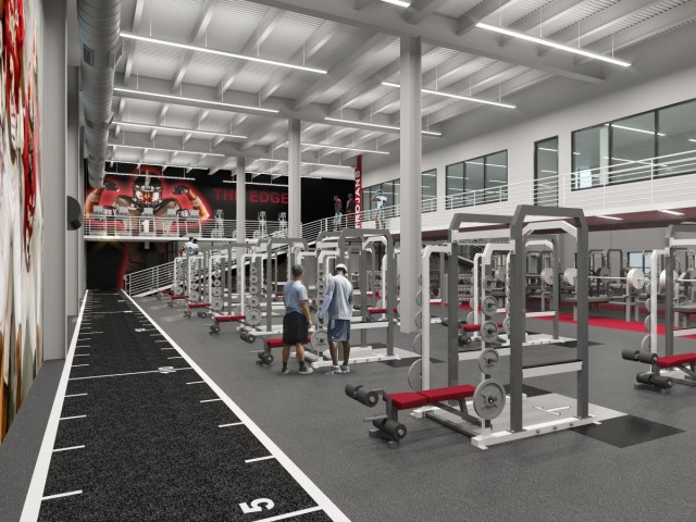 Photos Troy Announces A Brand New Football Facility